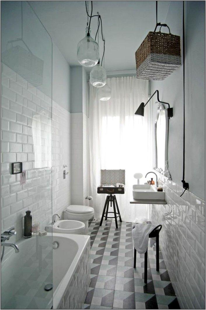 23++ Idee deco salle de bain en longueur trends