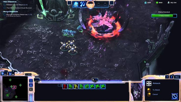 StarCraft II Legacy of the Void: Campaign