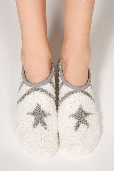 PJ Salvage Star Slipper Socks Cute Slippers ecbeb3f09