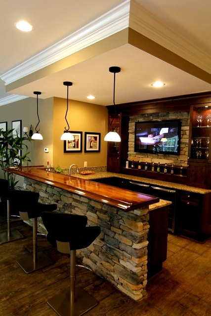 99 Awesome Man Cave Decorating Ideas For Manly Craft Lovers