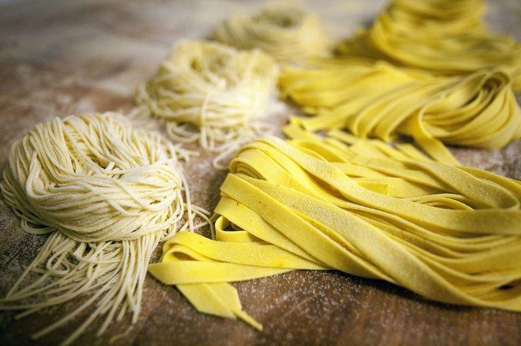 Uncooked Noodles