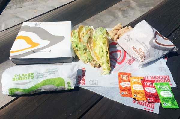 Taco Bell reports bean burrito is number two seller #vegan #vegetarian #glutenfree #food #GoVegan #organic #healthy #RAW #recipe #health #whatveganseat