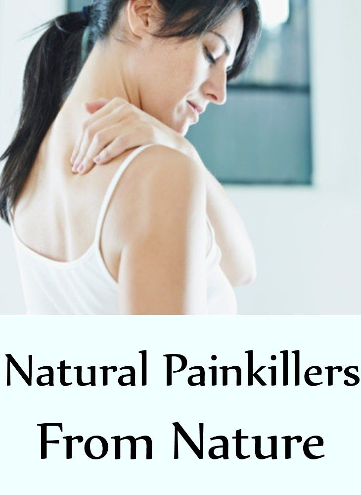 11 Natural Painkillers From Nature
