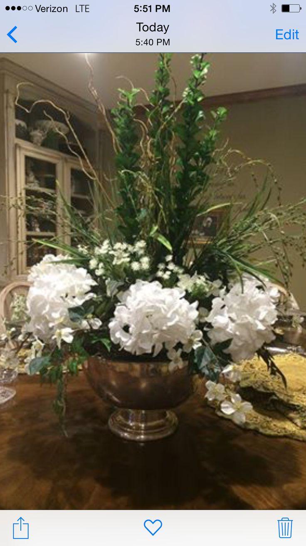 17 Best Images About Punch Bowl Floral Arrangements On