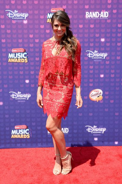 Actress Cerina Vincent attends the 2016 Radio Disney Music Awards.