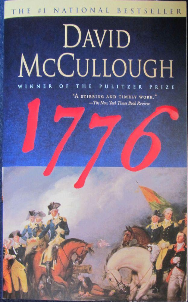 1776 - David McCullough - 2005 Softcover