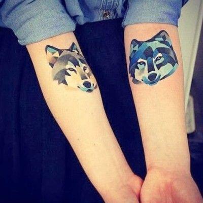 Unique Tattoo Design for Girls
