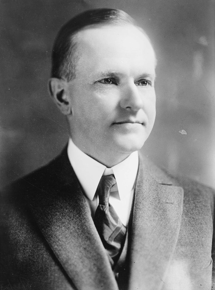 30th president: Calvin Coolidge Served: 1923-1929 Lived July 4, 1872- January 5 1933  (61 years or 22,053.)