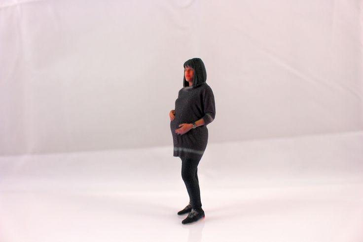 3d printed figurine, new mama, pregnacy photos / Τρισδιάστατο αγαλματίδιο του εαυτού σας κατά την εγκυμοσύνη! Αποτυπώστε σε τρεις διαστάσεις την ιδιαίτερη αυτή στιγμή με τη βοήθεια της τρισδιάστατης σάρωσης και εκτύπωσης