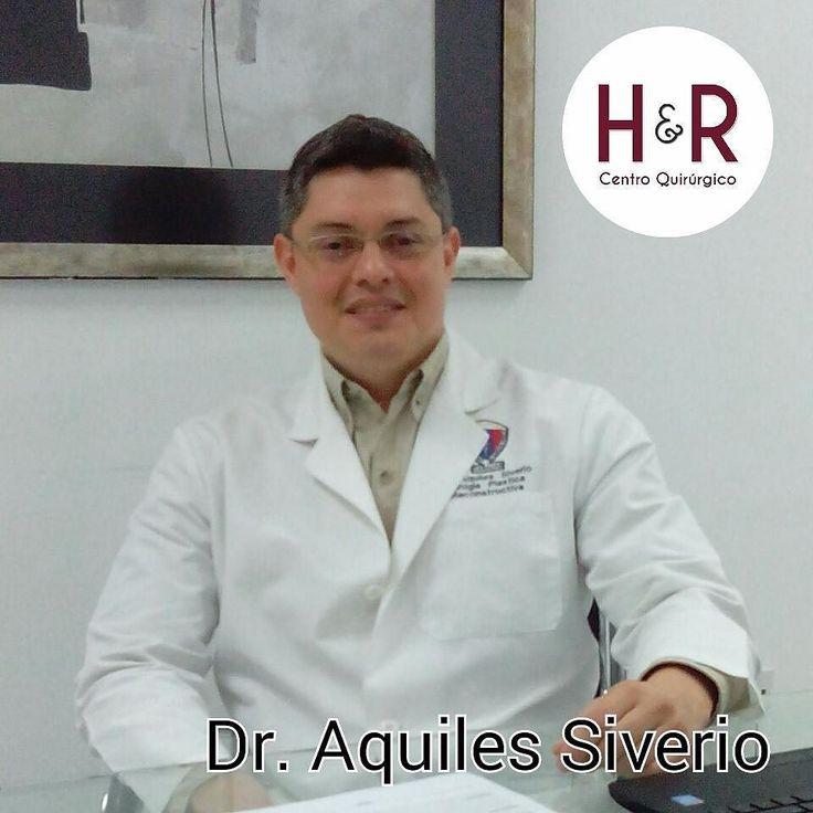 El Dr. Aquiles Siverio en consulta luego de una Otoplastia está mañana Con las mejores instalaciones y los mejores Médicos y Cirujanos. Todos certificados en sus especialidades. . www.HyRCentroQuirurgico.com.ve Correo: HyRCentroQuirurgico@Gmail.com Móvil: 04162839535 Teléfonos: 02856340629 / 02856328732 . Somos #EsteticaTagrids tu Centro Estético y SPA para Brindarte #Salud y #Belleza  Información envía un SMS con la palabra INFO al 04265901034 / 04265940390 para nuestra sede en la Av. Cruz…