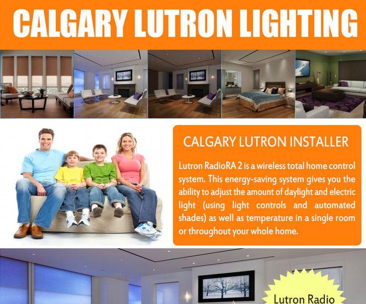 Calgary Lutron installer