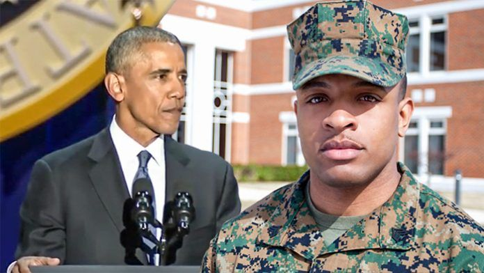 Marine's Epic Response To 0bama's Farewell Speech Will Wake America Up!You ignored the advice of wartime Generals & pulled troops out of an unstable country & gave rise to ISIS, the most evil group of people on the planet. Our country is twice as much in debt as it was when you took office, to the tune of nearly $20 trillion. You said middle America clings to God and guns, while you waged war on both. You tried to pass yourself off as a Christian, while telling radical Muslim nations that…