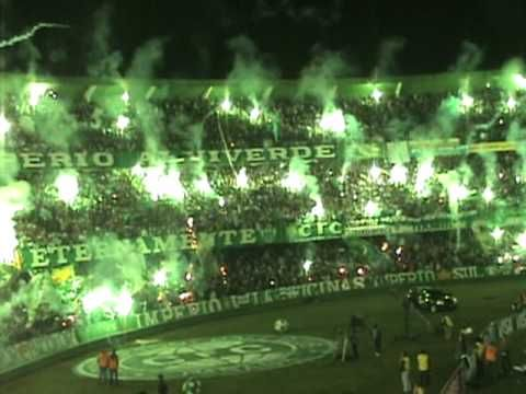Green Hell I Coritiba 2009: Coritiba x Inter