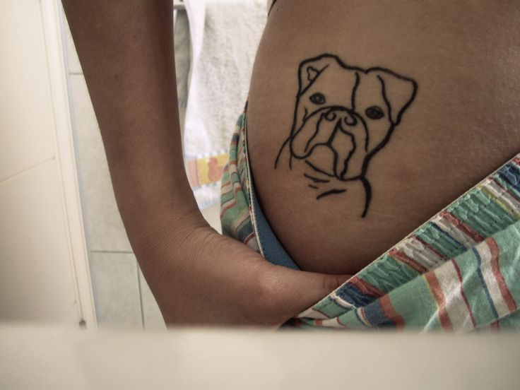 36 best english bulldog tattoos images on pinterest for Parents against tattoos
