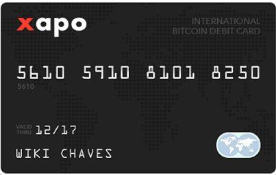 Xapo Bitcoin Card
