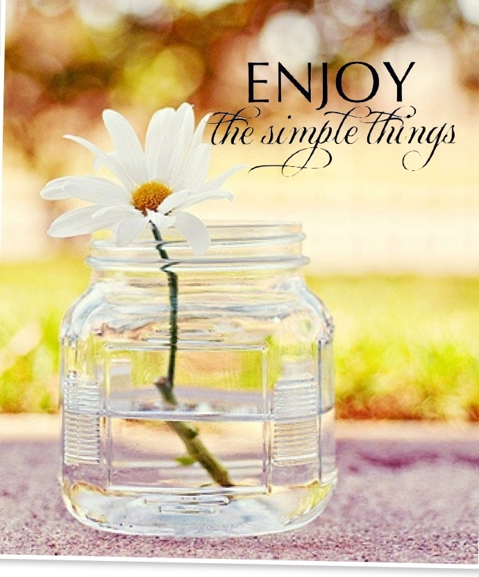 essay on enjoy the pleasure of simplicity Give yourself permission to enjoy a drama-free existence and focus on finding pleasure in your daily experiences 18 practice mindfulness noticing how we feel and what's around us right now is an effective way of getting out of our heads.