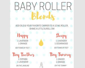 Essential Oil Guide There's an Oil For by LavenderLanesDesigns