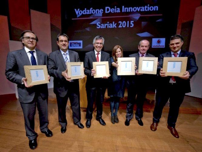 Vodafone Deia Innovation Sariak 2015
