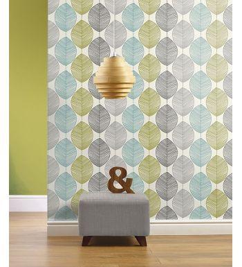 M s de 25 ideas incre bles sobre papel pintado en for Marcas decoracion hogar