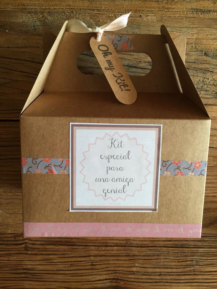 M s de 1000 ideas sobre regalos para amigas en pinterest regalitos regalos y manualidades - Ideas de regalos originales para amigas ...