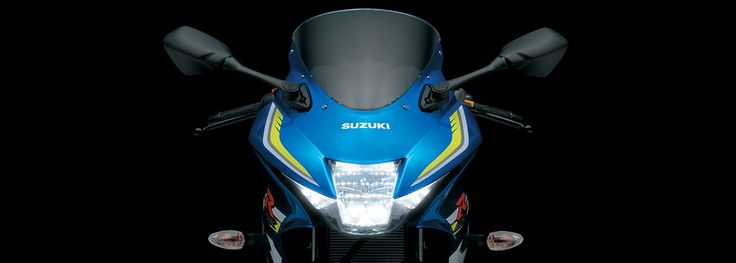 Brand new edition to the Suzuki GSX-R range; GSX-R125. We're extremely excited for its release!