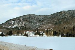 Dixville Notch, New Hampshire -