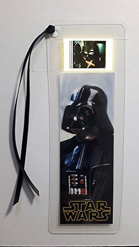 STAR WARS DARTH VADER Movie Film Cell Bookmark - Complements dvd poster book //Price: $7.95 & FREE Shipping //     #starwarsmeme