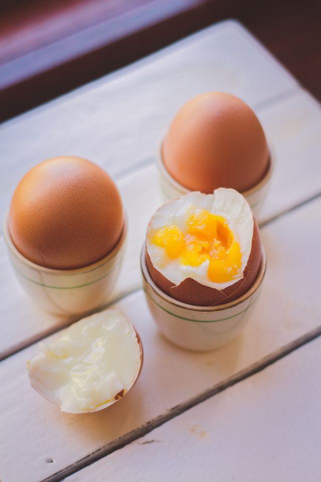 Hoeveel eiers mag ek eet?