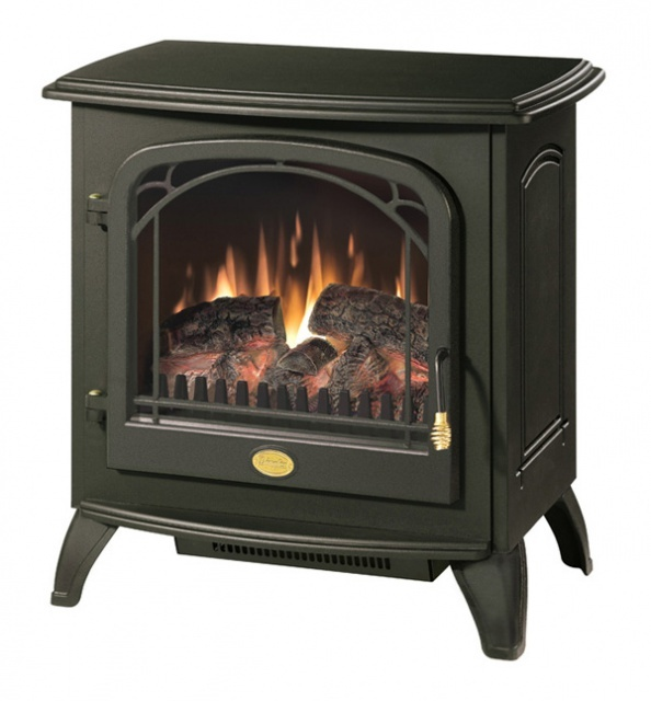 Dimplex Traditional Stove http://www.classicfireplace.ca/freestanding-wallmount.html