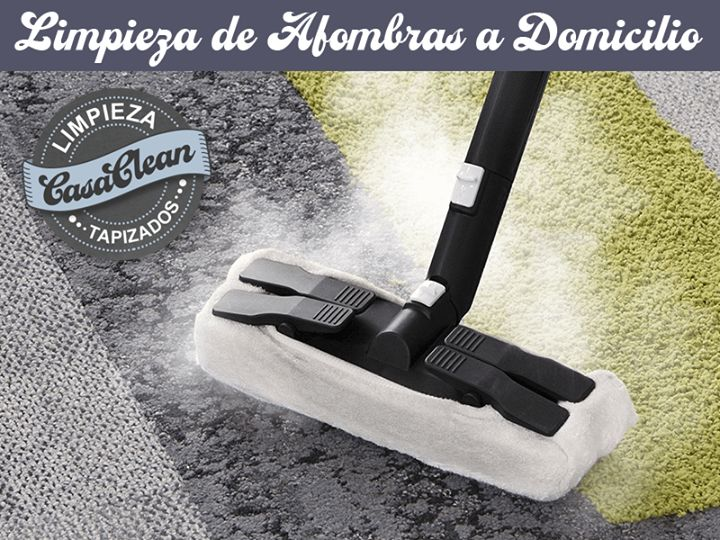 LIMPIEZA Y DESINFECCIÓN DE ALFOMBRAS A DOMICILIO  Lavado de alfombras para casas y oficinas. Nuestro proceso garantiza la extracción total de la suciedad sin dejar residuos. Eliminamos ácaros, polvo, grasitud, tierra, hongos y olores. Su alfombra quedará limpia y totalmente desinfectada.  También Limpiamos: - Sofás de tela o cuero - Sillas de Comedor - Sillas de Oficina - Sommiers y Colchones - Tapizados de Automóviles tela o cuero  Contamos con los precios más competitivos del mercado, la…