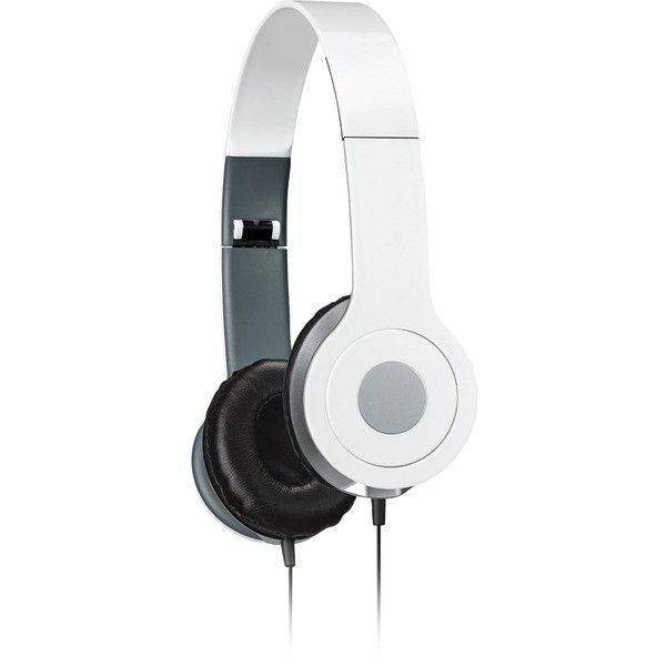 On-Ear Headphones (White) - ILIVE - IAH54W