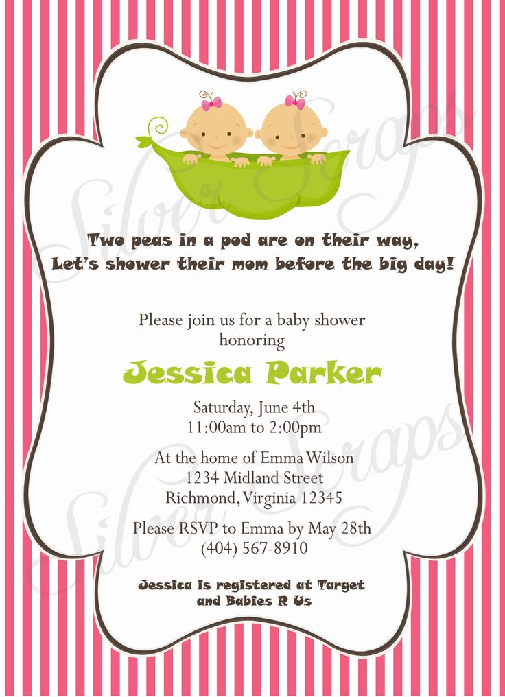 best allison baby shower images on   twin babies, Baby shower