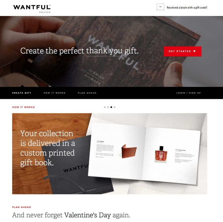 wantful: Gifts Catalogue, Personalized Gifts, Gifts Ideas, Create Gifts, Gifts Experiment
