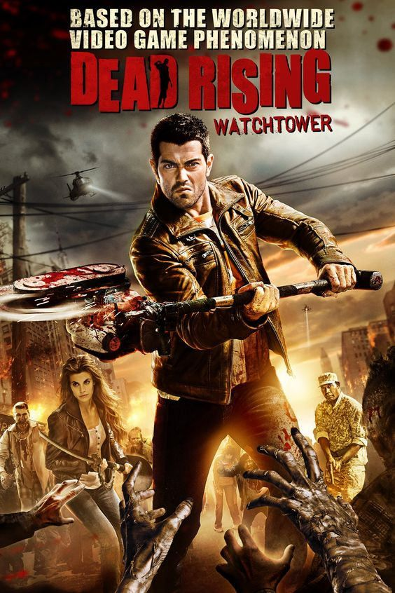 Watch Dead Rising: Watchtower (2025) Full Movies (HD quality) Streaming