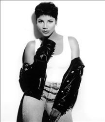 Toni Braxton..her deep voice is so cool