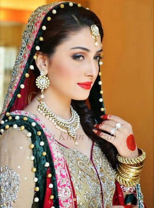 Aiza Khan Wedding Pictures