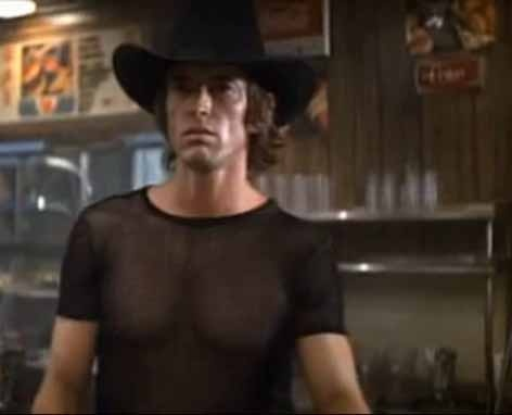 urban cowboy Scott Glen as a real bad boy.  i cant help it, love john but also the bad boys too