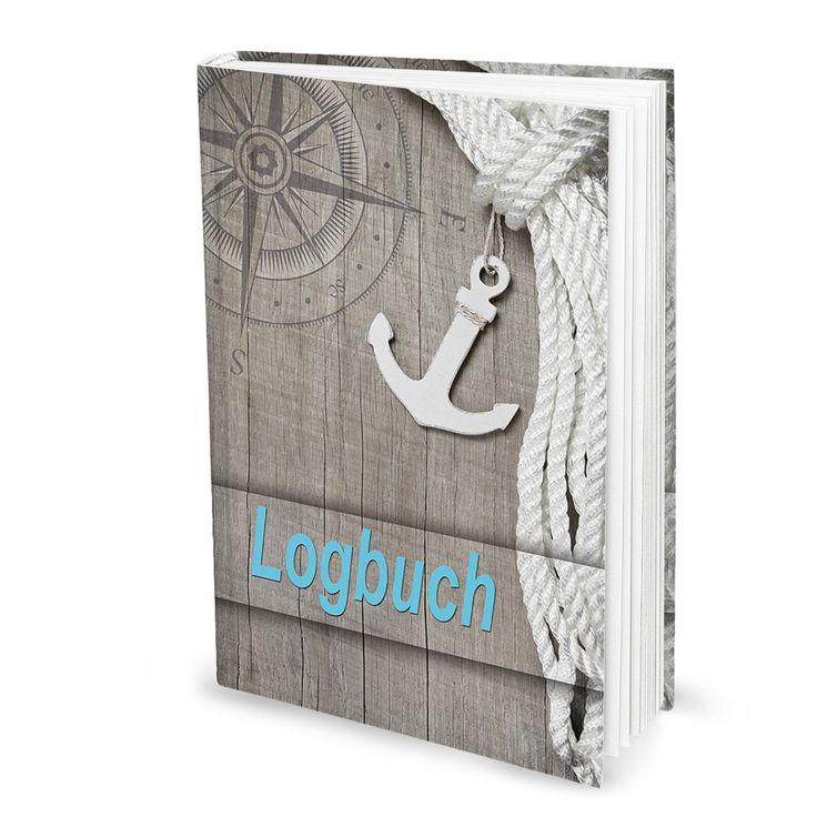 """Schönes Logbuch """"Ocean""""! nach atml. Vorschriften."""