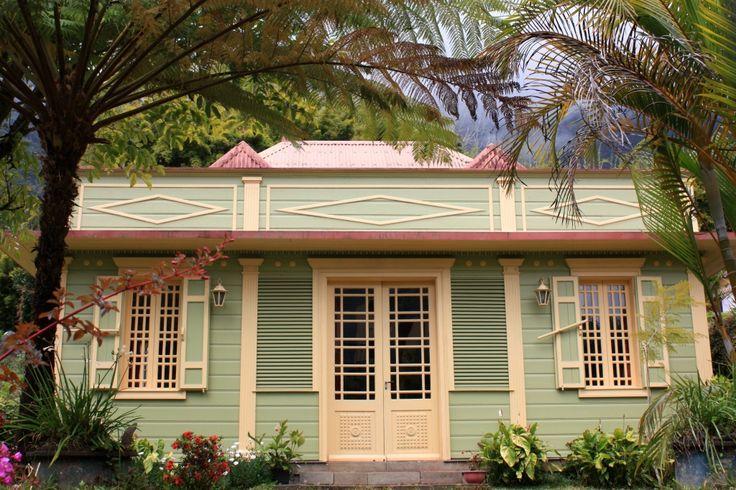 Mon île - case créole à Salazie - Ile de la Réunion