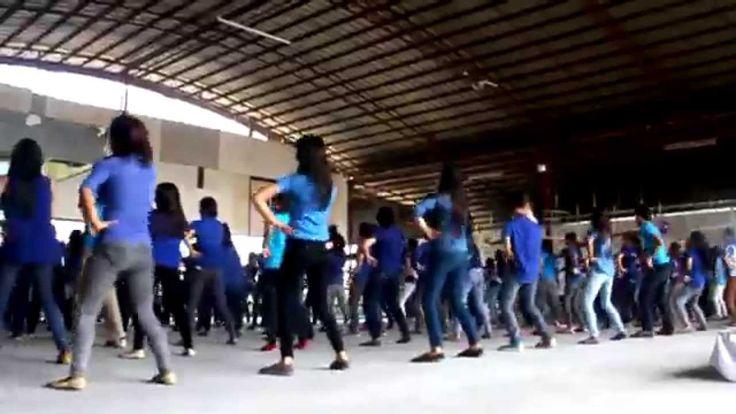 TDCI World Pharmacists Day Mob Dance