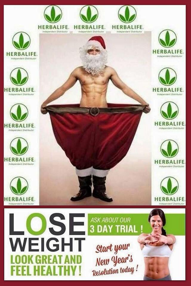 New Month, New You! December is here and that means the New Year is coming fast! Let's get a jump start on that resolution with a 3-Day Trial Pack.  TO GET MORE INFORMATION ON HOW TO GET YOUR HERBALIFE 3-DAY TRIAL PACK, PLEASE MESSAGE US! (Rwitherspoon608@yahoo.com)