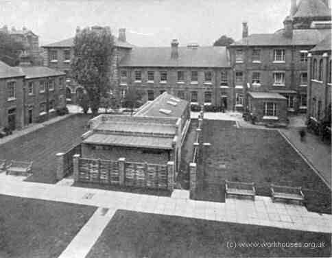 In the 1920s, the workhouse became known as the Woolwich Institution, and the infirmary as the Plumstead and District Hospital. In 1930, following the formal end of the workhouse system, control of the site passed to the London County Council. It was then renamed St Nicholas Hospital