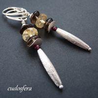 Otala - biżuteria artystyczna, ślubna, kolczyki ręcznie robione -  cudosfera.pl