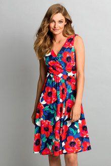 Phase Eight Riviera Print Dress