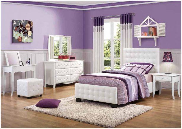 Weiße Schlafzimmer Möbel Für Mädchen   Schlafzimmer   Déco ...