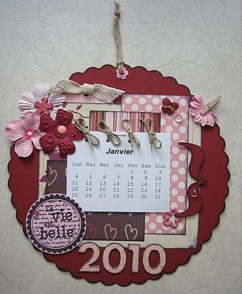 idea for calendar ♥
