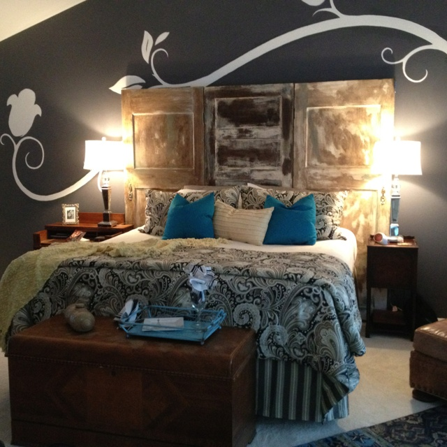 Shabby Chic Master Bedroom: My Shabby Chic Master Bedroom
