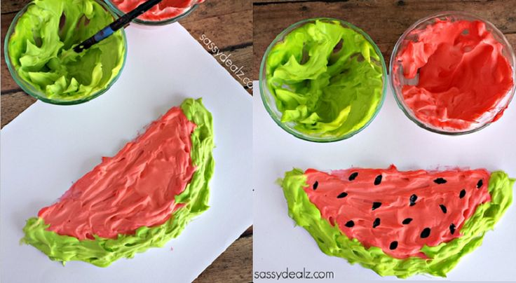 Recette de peinture 3D! De la peinture gonflée!