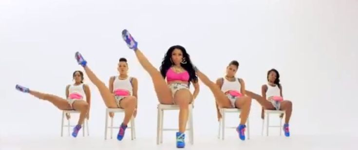 Nicki Minaj's Anaconda in the Key of Fart | The Official Website of Pandora Boxx