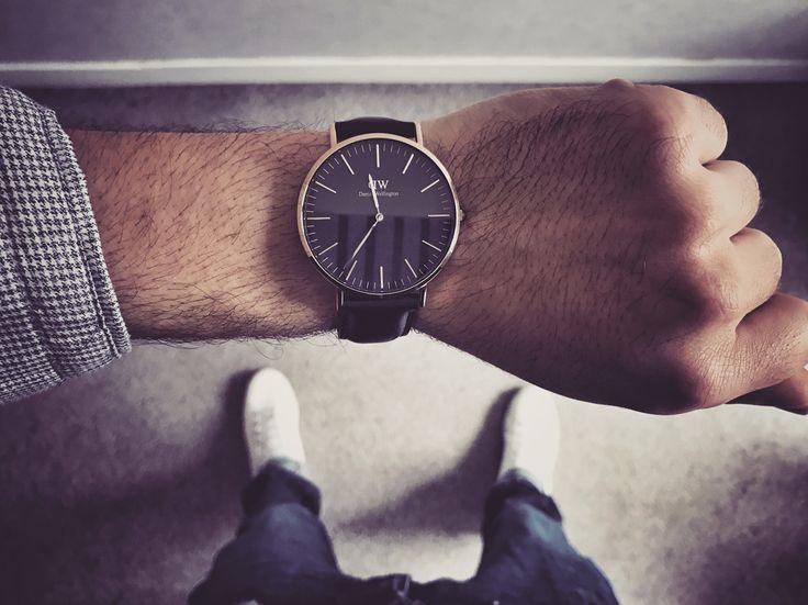 17 best ideas about daniel wellington mens watch montre homme noire daniel wellington black watch for men daniel wellington